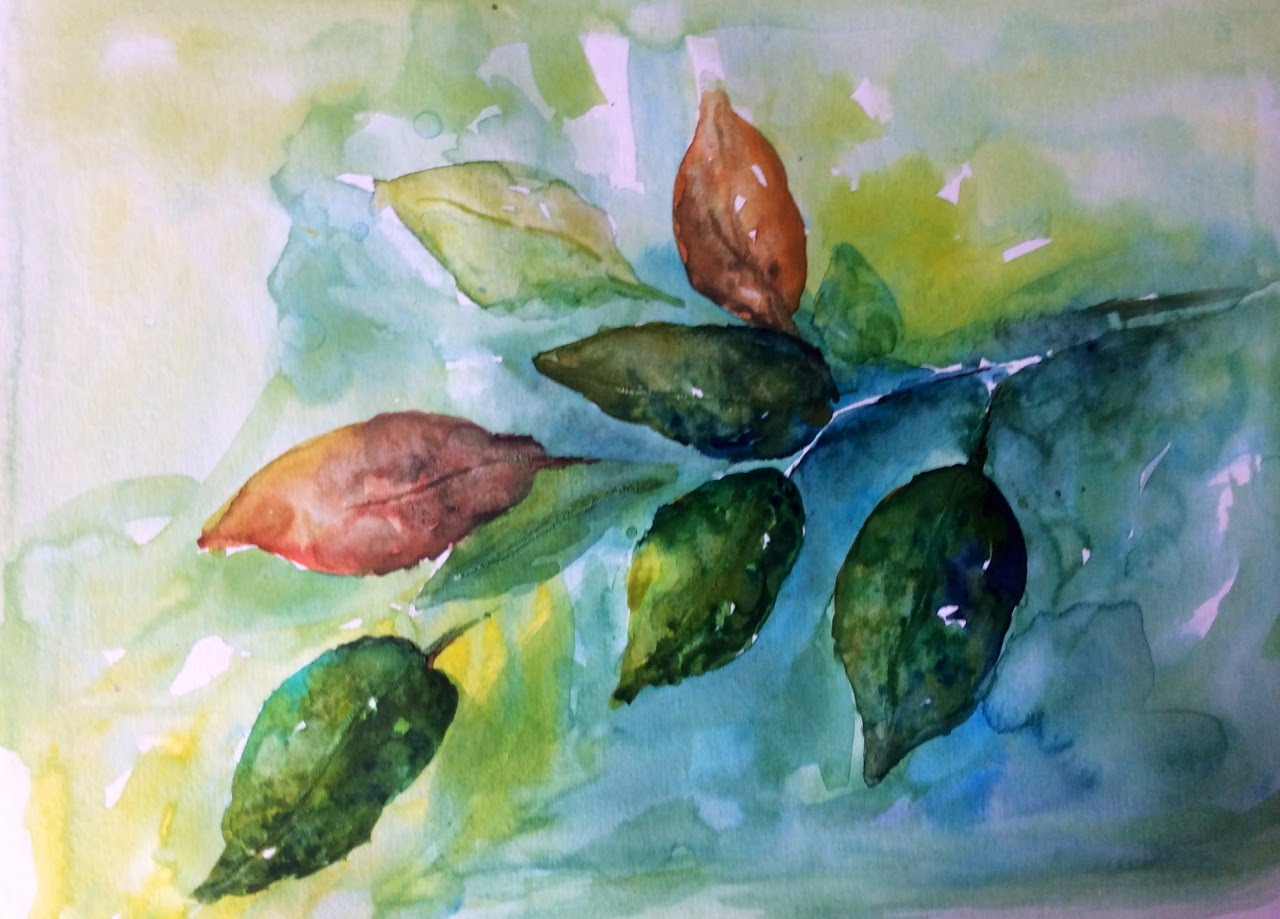 1280x919 Acrylics Painting Welcome To Chitralekha Art Book