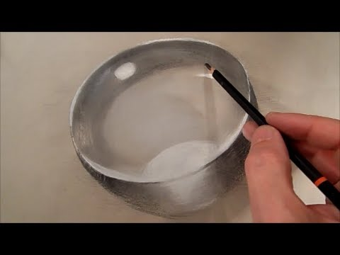 480x360 How To Draw A Water Drop, Time Lapse