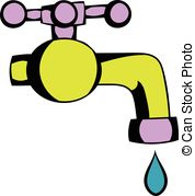 178x179 Water Faucet Icon Vector