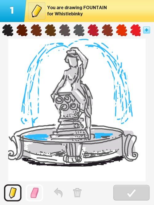 500x667 Fountain Drawings