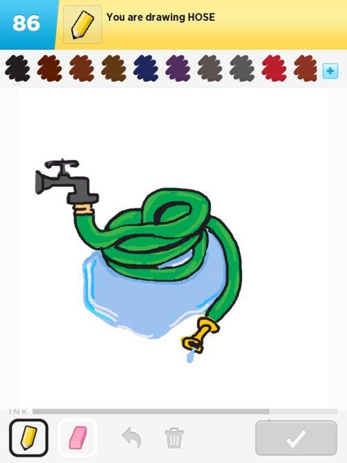 500x667 Amazing How To Draw A Hose Photos