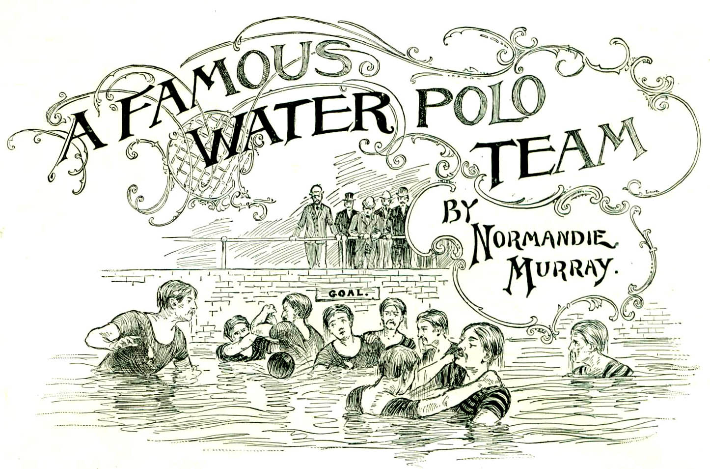 1446x954 Water Polo Legends 1895 A Famous Water Polo Team .