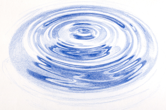 Water Ripple Drawing at GetDrawings com | Free for personal