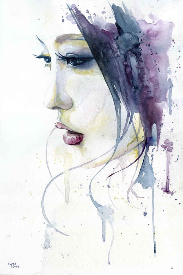 600x897 Expand Your Knowledge With Watercolor Painting Ideas