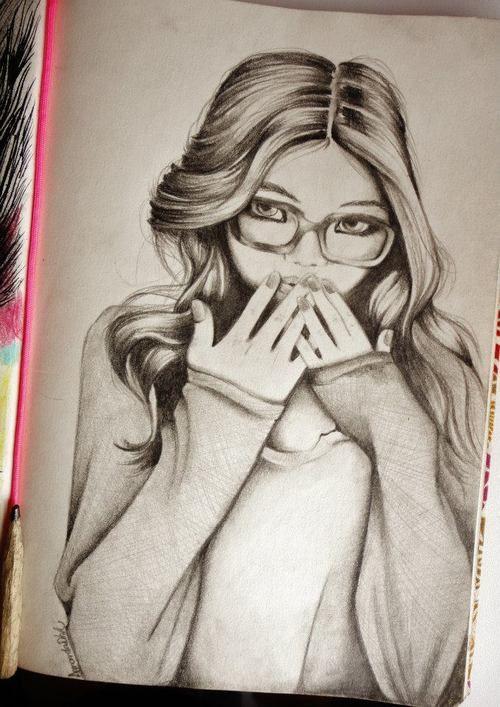 500x707 Pencils Drawing