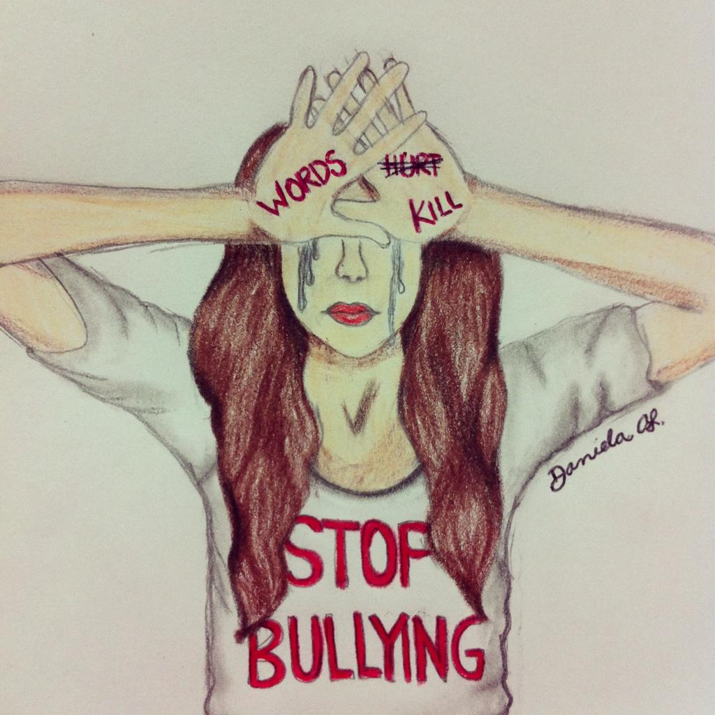 1024x1024 Stop Bullying Drawings Stop Bullying Dani Alo On We