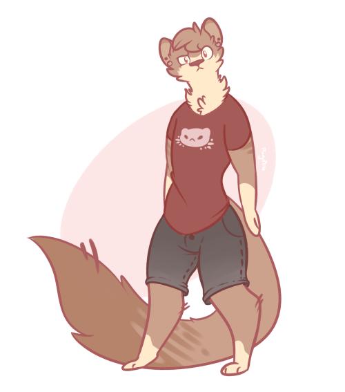 500x567 Weasel Drawing Tumblr