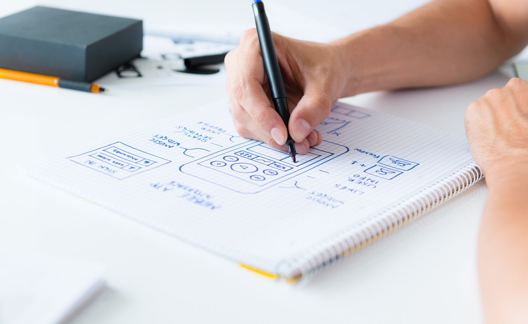 1760x1080 Sketch, Iterate, Repeat Prototyping Your Website Design