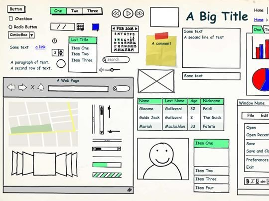 540x403 10 Excellent Tools For Creating Web Design Wireframes