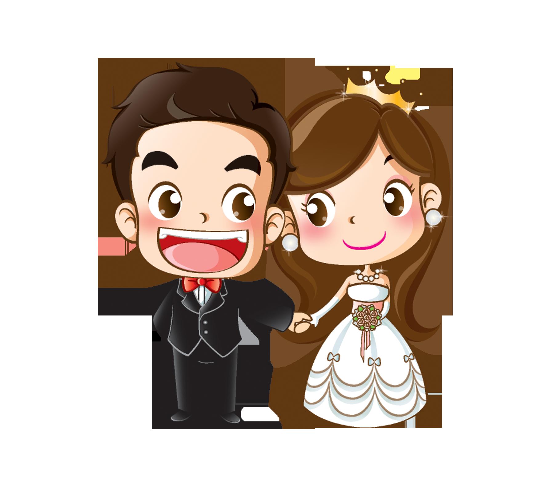 1748x1558 Wedding Invitation Cartoon Marriage Drawing