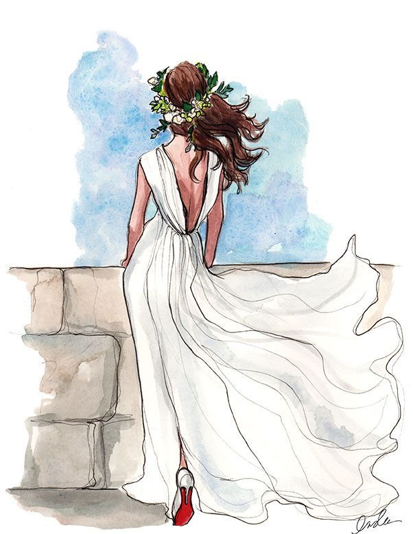 602x779 wedding dress shopping Magic secrets, Fashion sketches and Sketches