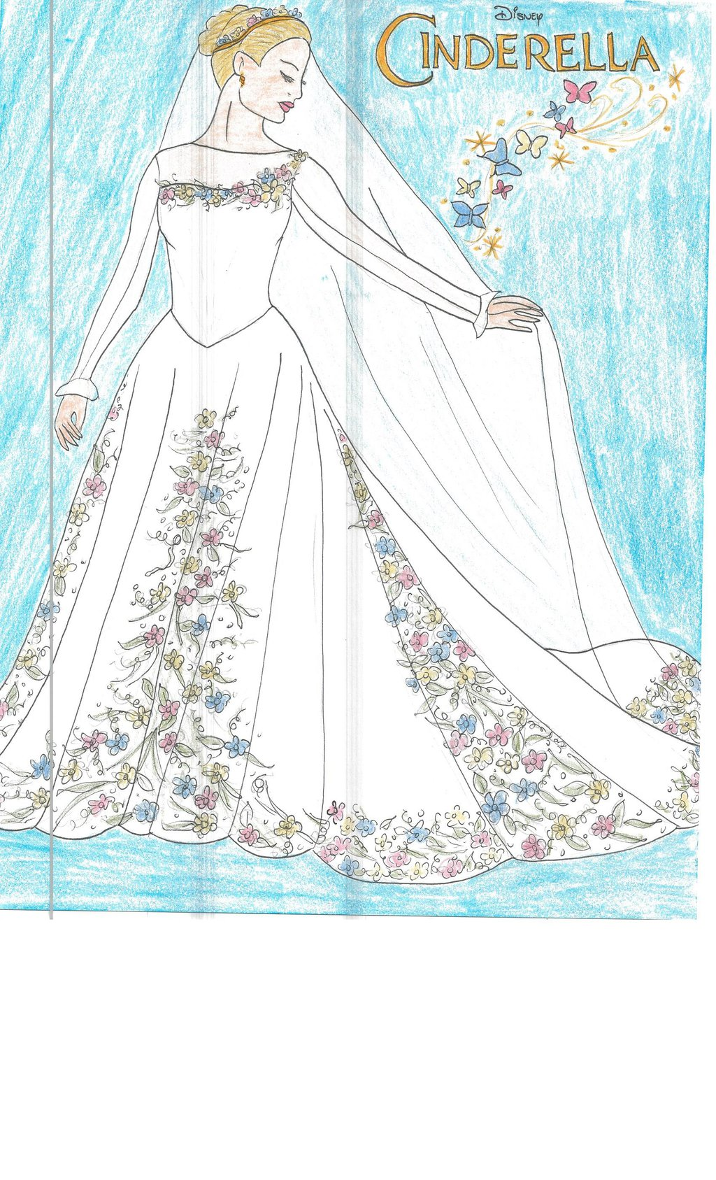 1024x1687 Wedding Dresses Drawing Wedding Dress Wedding Dress Drawing Easy