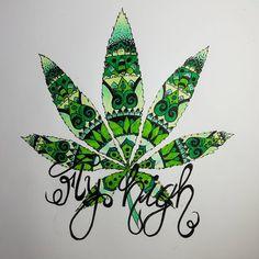 236x236 Weed Art Drawings Weed Drawings Ganja. Art