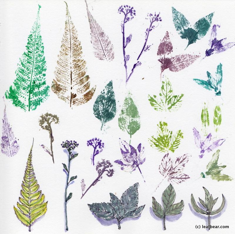 800x799 Weeds In The Garden Leafbear Studio