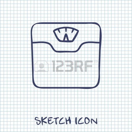 450x450 Vector Bathroom Weight Scale Icon Royalty Free Cliparts, Vectors