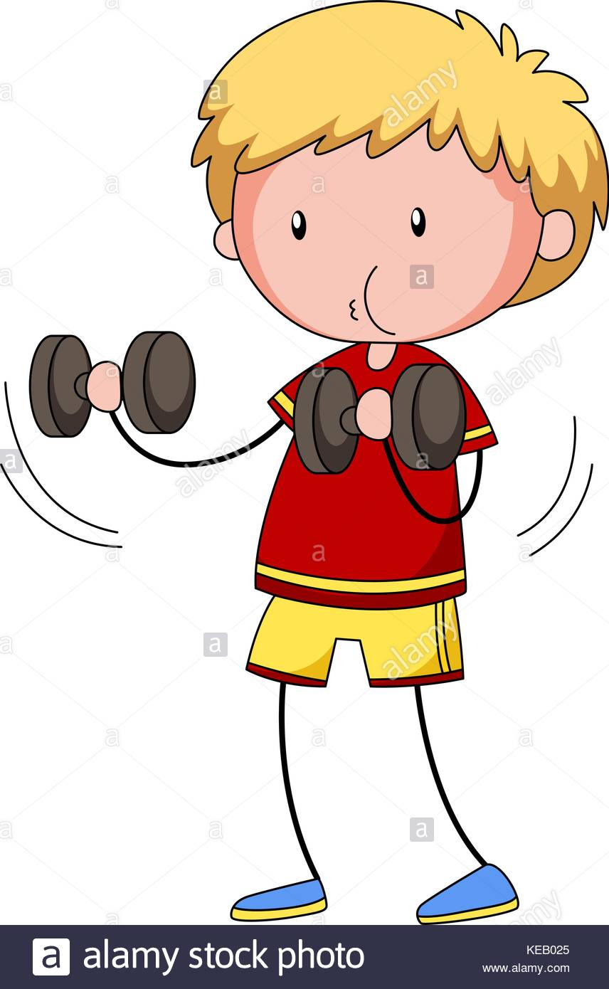 856x1390 Drawing Boy Weight Lifting Isolated Stock Photos Amp Drawing Boy