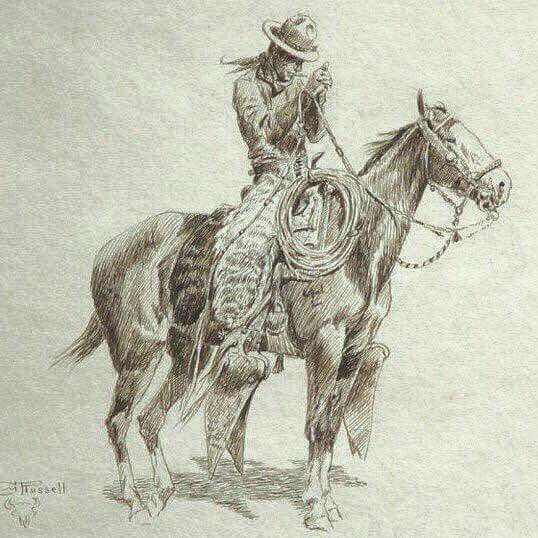 538x538 Gallery Old West Pencil Drawings,
