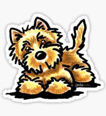 210x230 Wheaten Terrier Drawing Stickers Redbubble