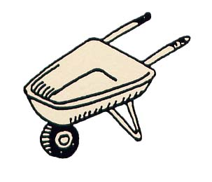 303x260 Wheelbarrow Baseball