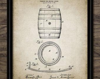 340x270 Vintage Bourbon Barrel Etsy