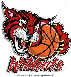 236x255 Clipart Image Of A Wildcat Graphic In Color Wildcat Clipart
