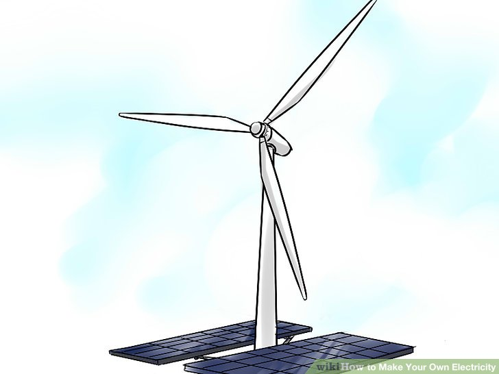 728x546 How To Make Your Own Electricity (With Pictures)