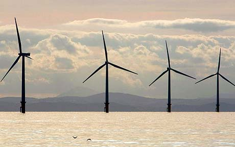 460x288 Offshore Wind Farms Drawing Electricity From Grid To Keep Turning