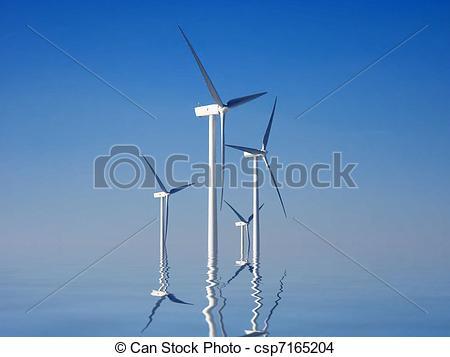 450x357 Wind Turbine Drawing