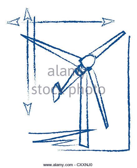 439x540 Wind Turbine Cut Out Stock Photos Amp Wind Turbine Cut Out Stock