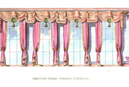 452x307 Regency Household Drawing Room Curtains Regency Reader