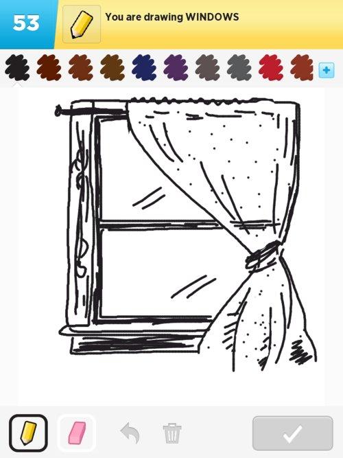 500x667 Windows Drawings