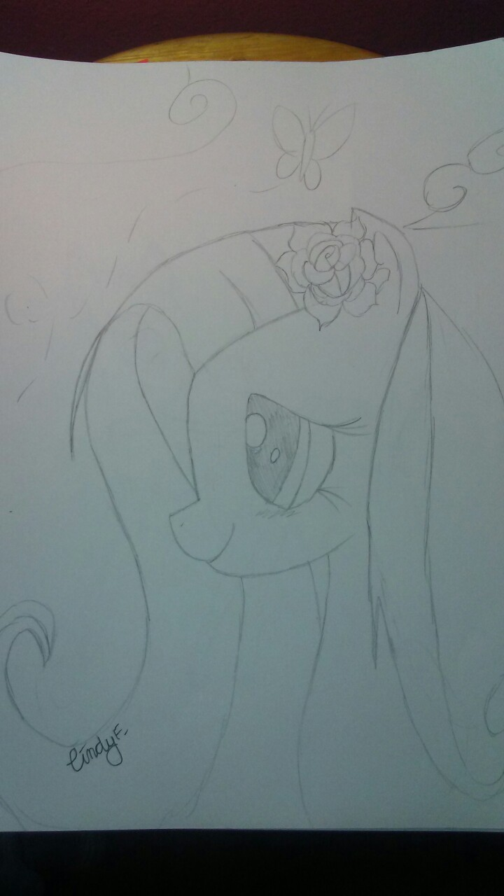 720x1280 Made By Cindy Funes(Mlp Lover Forever) Inspired By A Windy Day