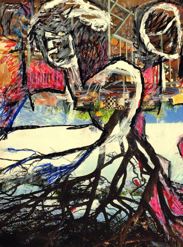770x1036 Saatchi Art Windy Day 4 13 16 Mrs 848 Drawing By Tj Owens