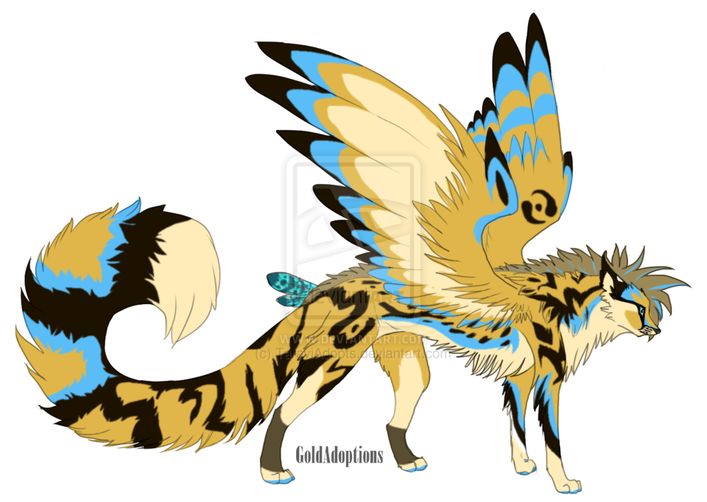 1024x728 Pictures Of Winged Animals Wolves And Cats Anime Cheetah Warrior