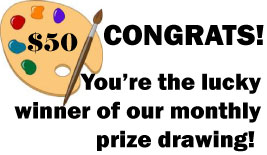 267x155 Hofcraft Monthly Prize Drawing Winner