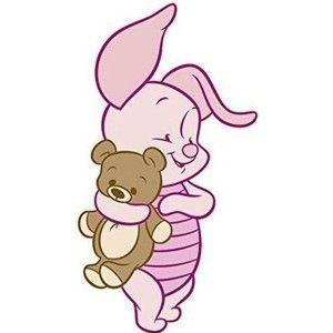 300x300 Baby Pooh Baby Piglet Baby Eeyore Para Imprimir Winnie