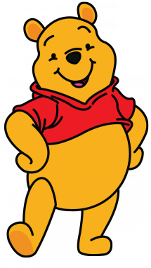 215x382 How To Draw Winnie The Pooh, Cartoons For Kids, Easy Step By Step