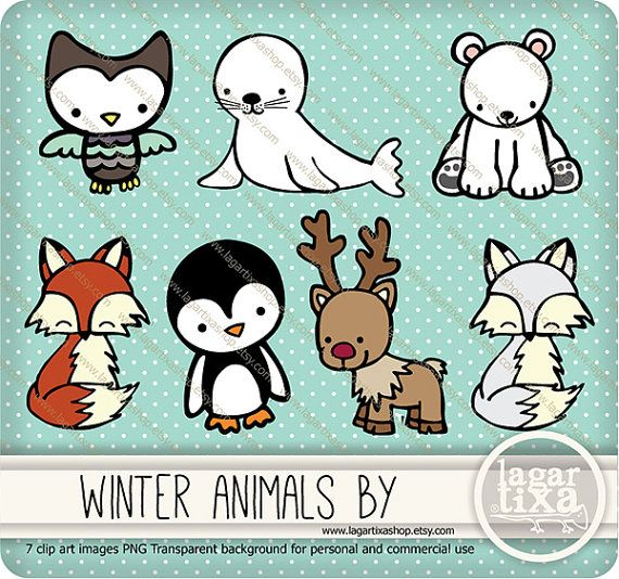winter animals drawing at getdrawings com free for personal use
