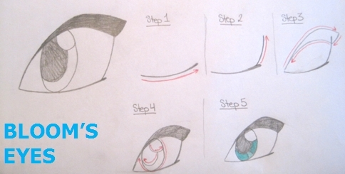 484x245 The Winx Club Images How To Draw A Winx Eye(This Is An Example