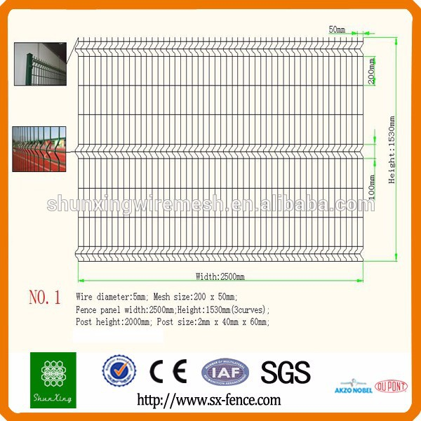 600x600 Cad Drawing Fence,welded Wire Mesh Fence Panels