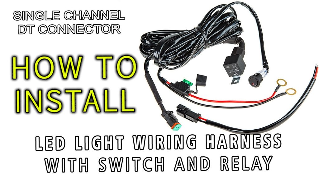 1024x576 Fix Trailer Lights Instructions Diagrams Wiring Diagram For 12v