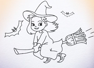 300x217 Draw Witch Archives