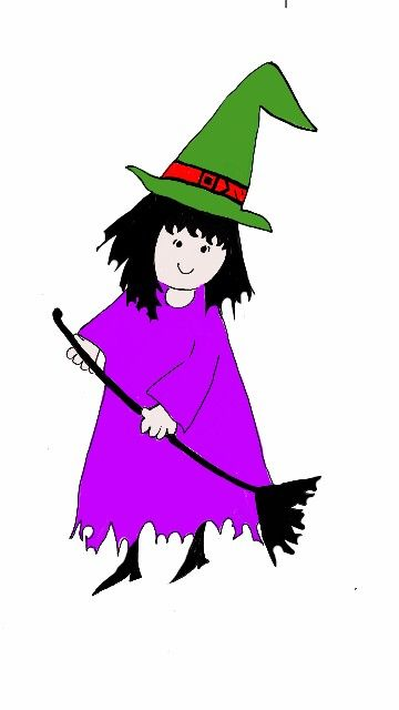 360x640 21 Best Try To Draw Witches Images On Bruges, Wicked