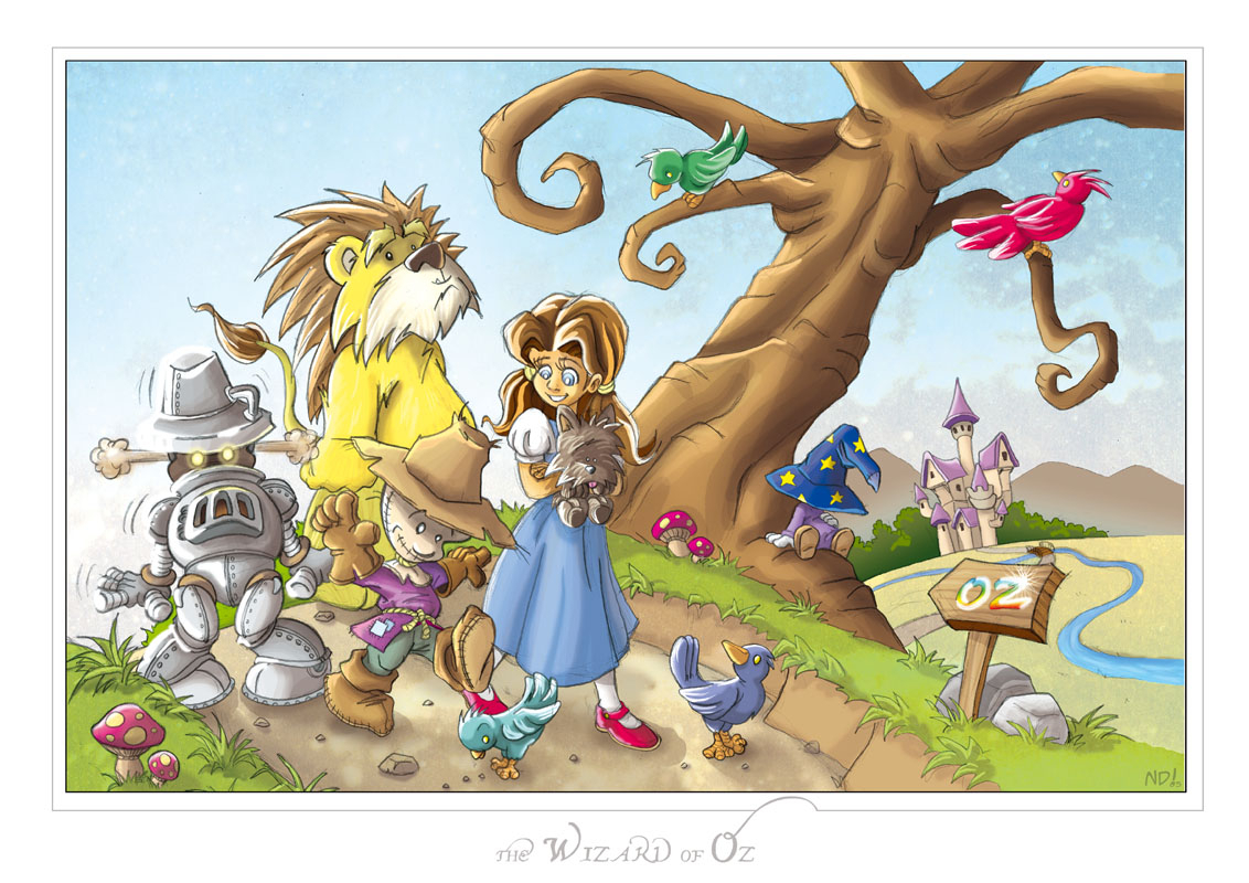1132x800 Wizard Of Oz Drawings Wizard Of Oz Drawing