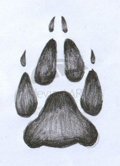 236x326 This Will Be My Next One Wolf Paw Print ( Loves