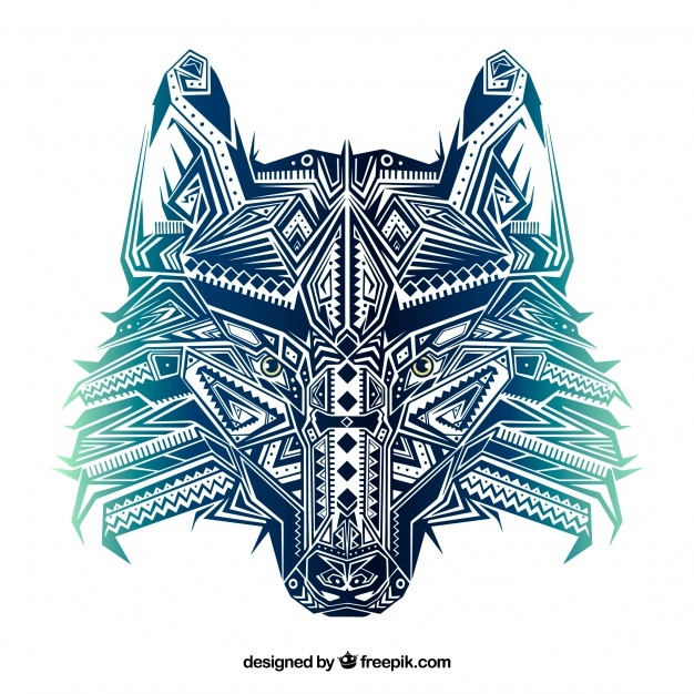 626x626 Wolf Head Vectors, Photos And Psd Files Free Download