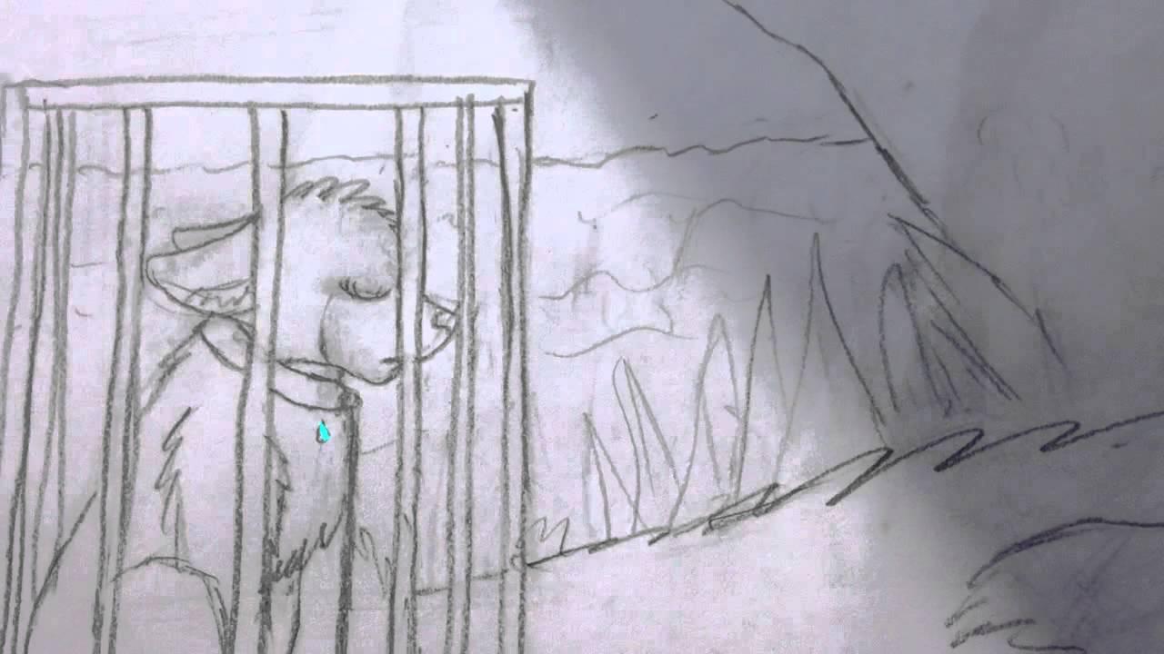1280x720 Wolf Love Wolf Animation Teaser!