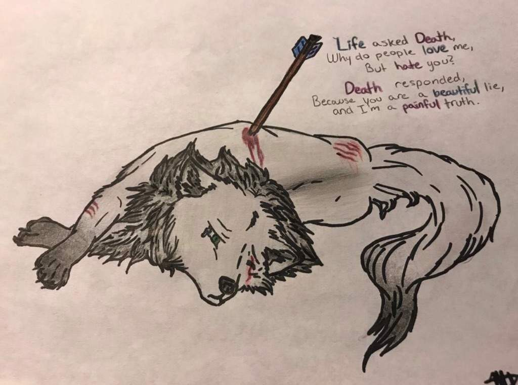1024x761 Life And Death (Gore Warning) Wolf Pack Rp Amino Amino