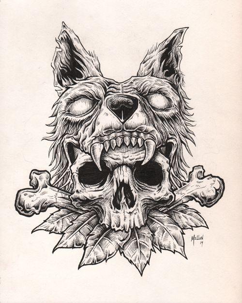 500x625 Image result for bird skull sketch art Pinterest Skull