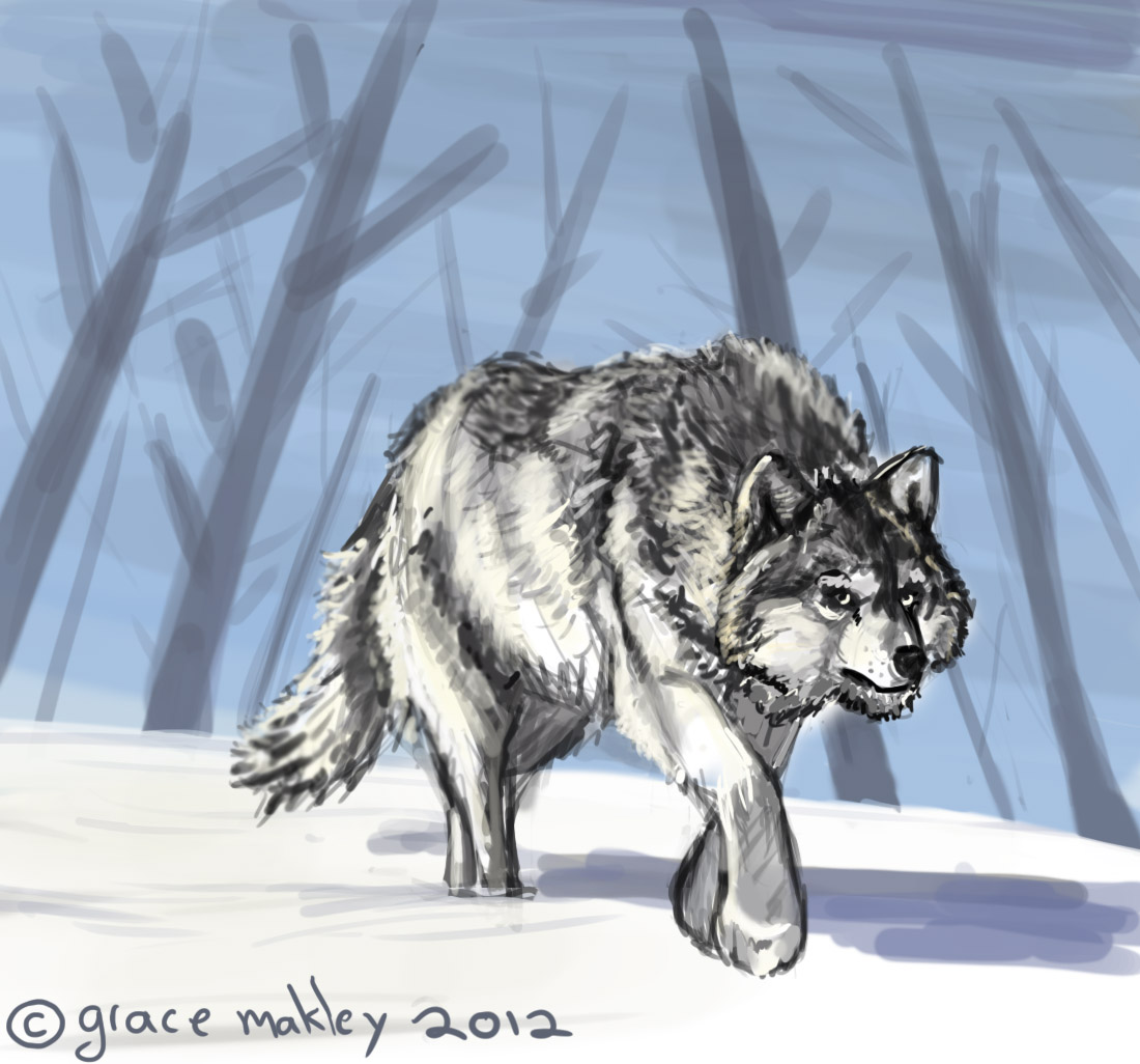 1100x1026 Sketch Day, Progress, And Breadcrumbs Grace Makley